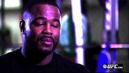 Rashad Evans преди UFC 161