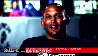 Dan henderson преди UFC 161