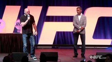 Bonnar и Griffin в Залата на славата на UFC