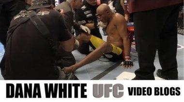 Видео блог на Dana White преди UFC on Fox Sports 1