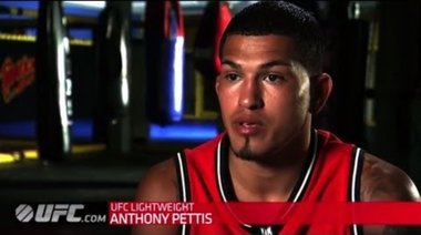 Anthony Pettis преди UFC 164