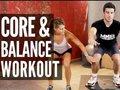 Упражнения за торс и баланс