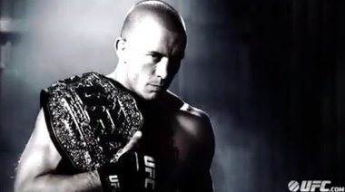 Интервю с GSP преди UFC 167