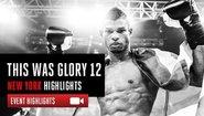 Glory 12 - подбрани моменти