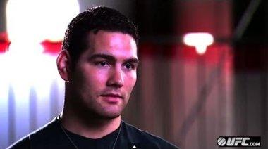 Chris Weidman преди UFC 168