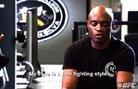 Anderson Silva преди UFC 168