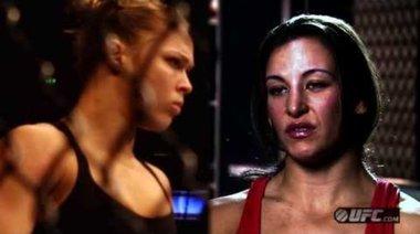 Miesha Tate преди UFC 168