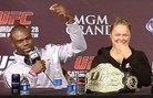 Пресконференция след UFC 168