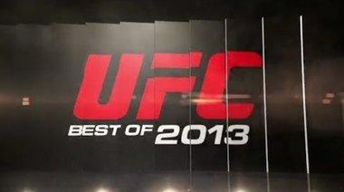 Най-доброто от UFC за 2013