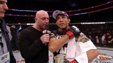 Jose Aldo след UFC 169
