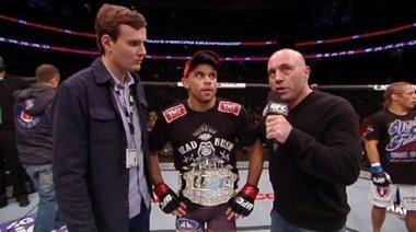 Renan Barao след UFC 169