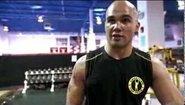 UFC 171: Тренировки с Robbie Lawler - част 1