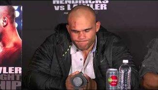 Пресконференция след UFC 171