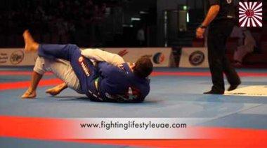 Marcus Almeida vs Victor Estima - финал на WPJJC 2014