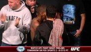 UFC Figt Night 40 - кантар на бойците