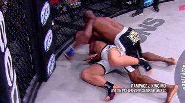 Jackson срещу Lawal в Bellator