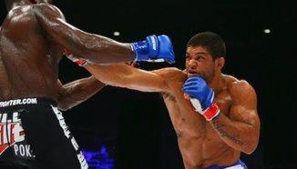 Andre Galvao в MMA