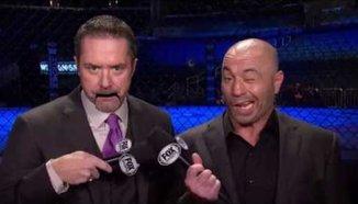 UFC 173 - откачената реклама