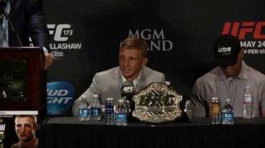 Пресконференция след UFC 173