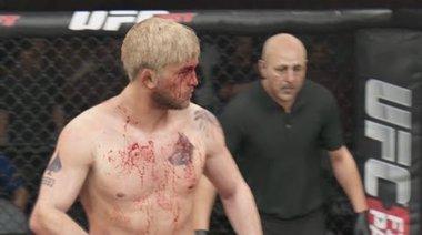 EA UFC: Gustafsson vs Jones