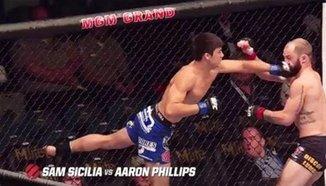 UFC 173 на забавен кадър.