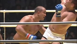 BJ Penn срещу Lyoto Machida