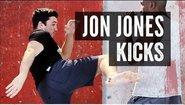 Киковете на Jon Jones