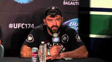 UFC 174 - пресконференция след състезанието