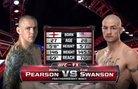 Cub Swanson vs Ross Pearson
