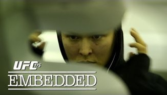 UFC 175 Embedded - епизод 1