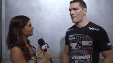 UFC 175 - отворена тренировка на бойците