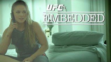 UFC 175 Embedded - епизод 3