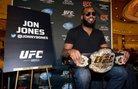 UFC 178 - медийна пресконференция