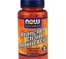 NOW - Branched Chain Amino Acids / 60 caps.