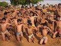 Тайното бодибилдинг селище в Индия