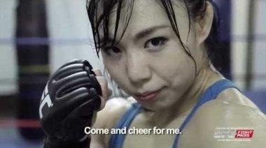 Fight Night Japan: Японските кралици