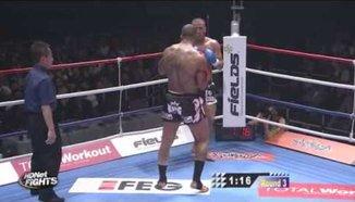 Gökhan Saki vs Tyrone Spong