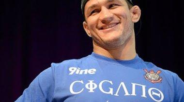 UFC on FOX 13 - медийна тренировка