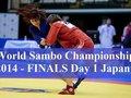 Световно първенство по самбо 2014 - финали ден 1