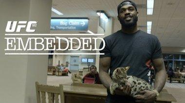 UFC 182 Embedded: видео блог - епизод 1