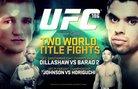 UFC 186: Dillashaw vs. Barao 2 - трейлър