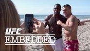 UFC 187 Embedded - епизод 1