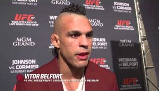 UFC 187 - медиен ден