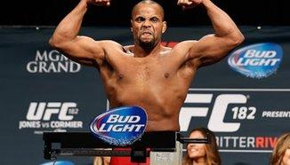 Кантар преди UFC 187