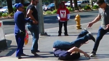 Беримболо в уличен бой