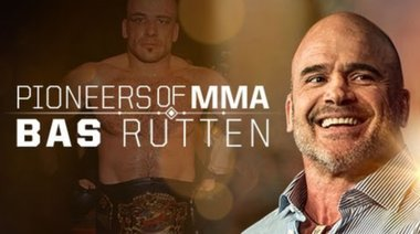 Пионерите на MMA: Bas Rutten