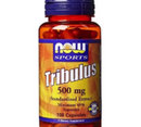 NOW - Tribulus Terrestris 500 mg. / 100 Caps.
