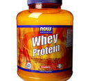 NOW - Whey Protein / 908 gr.