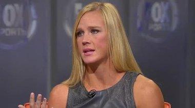 Holm готова за реванш с Rousey