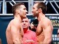 Rockhold срещу Weidman на кантара преди UFC 194